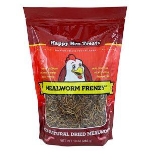 Happy Hen Mealworm Frenzy