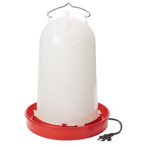 Heated Chicken Waterer