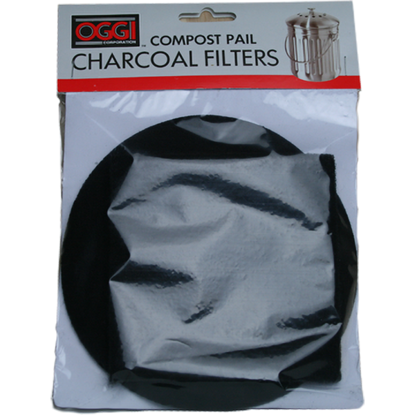 Compost Pail Charcoal Filters