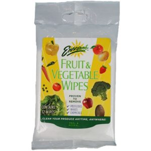 Fruit and Vegetable Cleaning Wipes