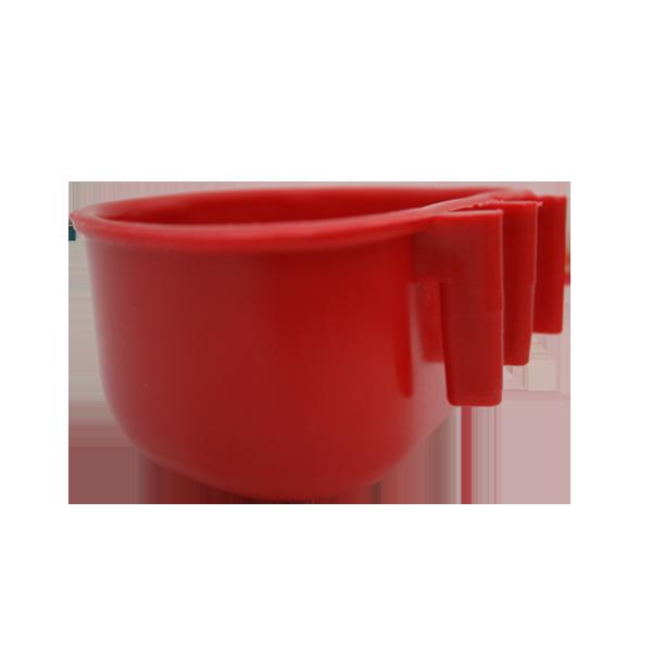 Half Pint Plastic Cage Cup