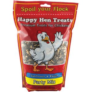 Happy Hen Sunflower and Raisin Mix