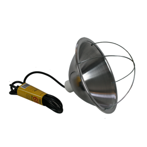 Infra-Red Lamp Reflector for Brooder