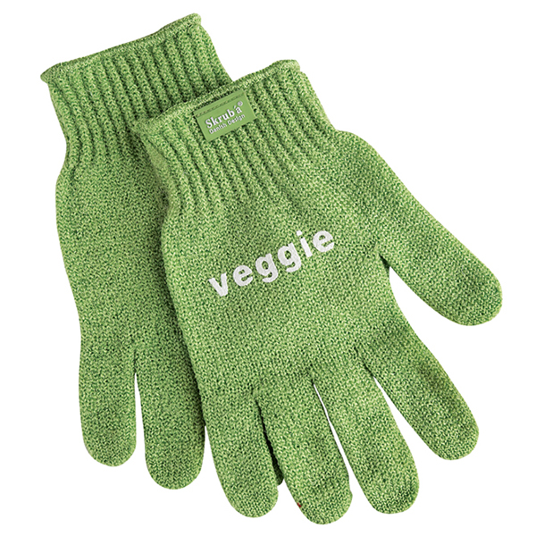 Veggie Skrub'a Vegetable Cleaning Glove