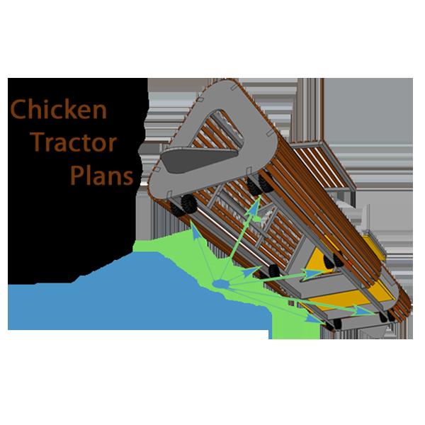 Chicken Tractor Chicken Coop Plans