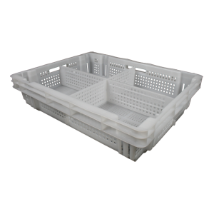 Chicken Chick Box with Removable Partitions