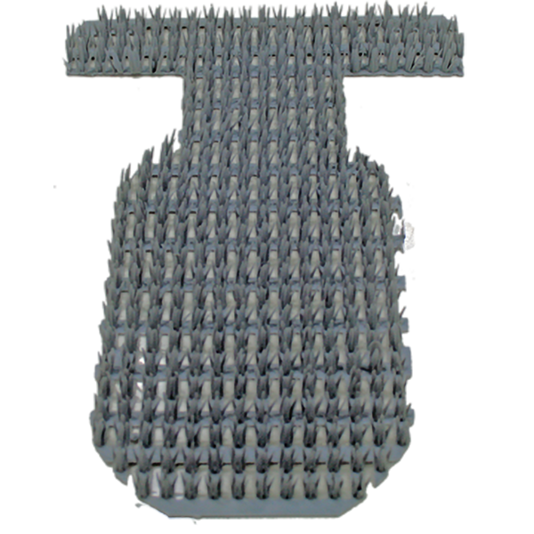 Plastic Roll Out Nest Pad