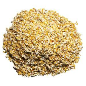 Cracked Corn Chicken Feed