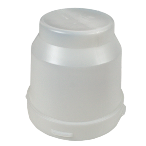 Nesting One Gallon Poultry Chicken Waterer Jar