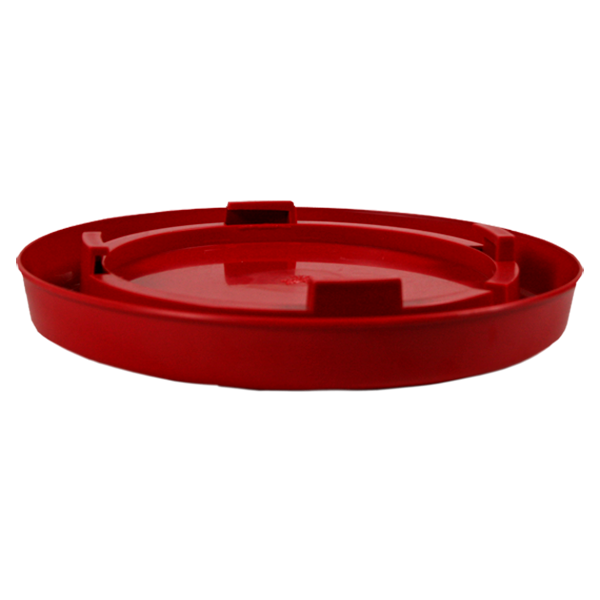 Nesting One Gallon Poultry Chicken Waterer Base
