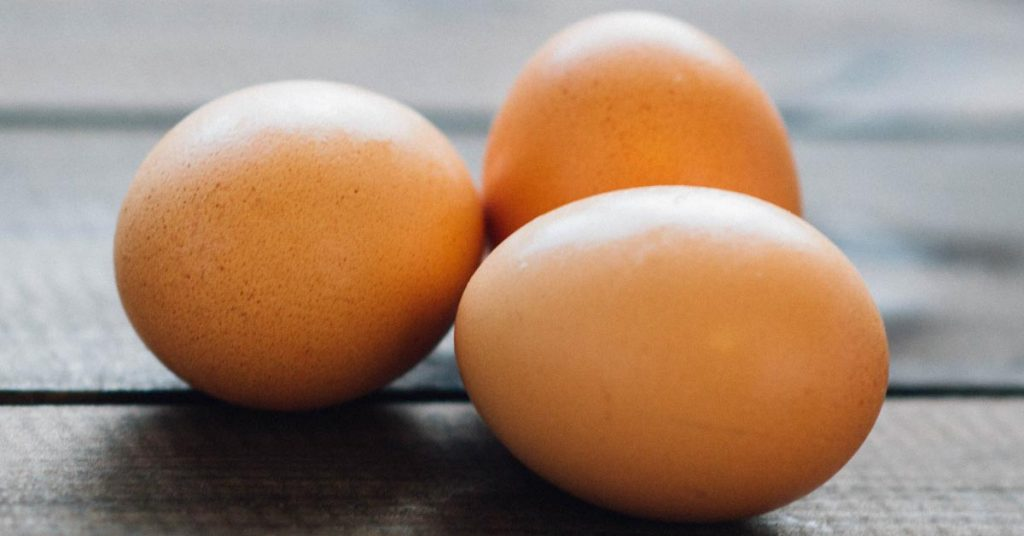 What are Omega-3 Eggs