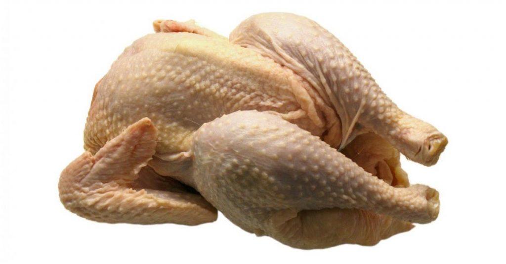 Storing Chicken Meat