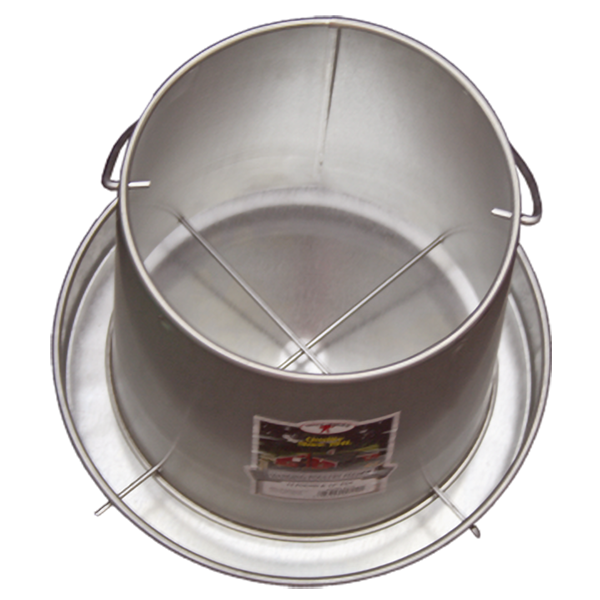 12lb Galvanized Hanging Feeder